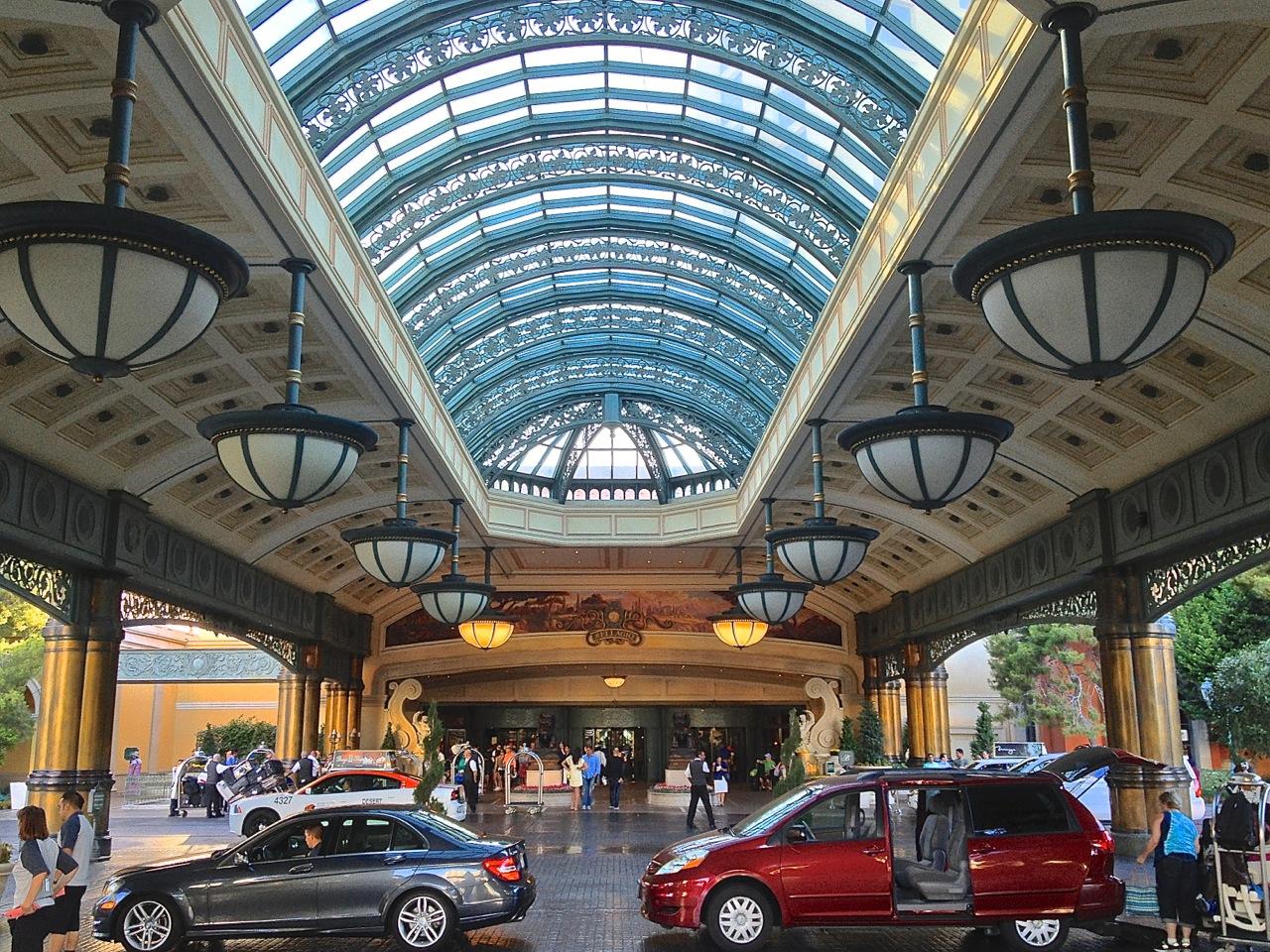 Bellagio Entrance