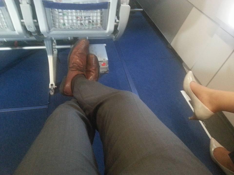 Lufthansa XL Seat